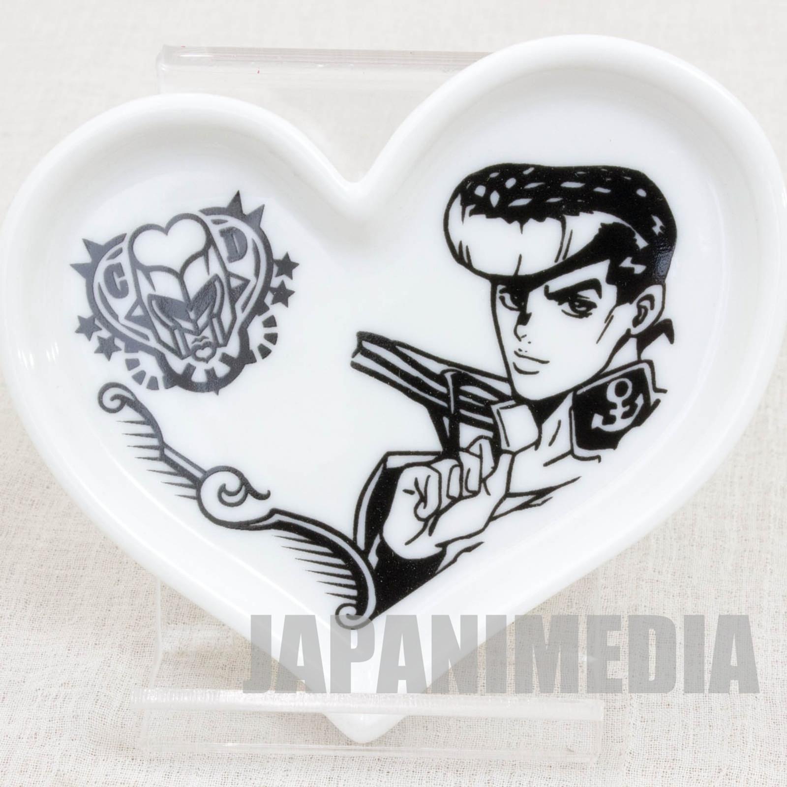 JoJo's Bizarre Adventure Diamond Is Unbreakable Higashikata Josuke Small Plate