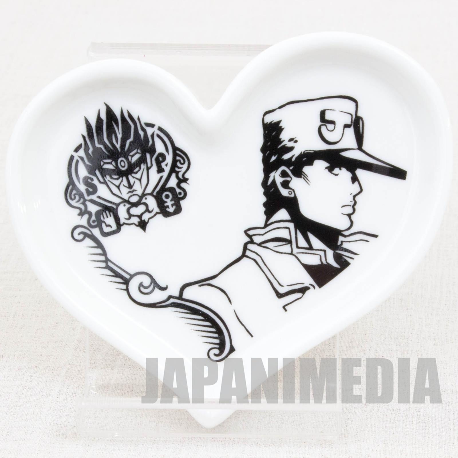 JoJo's Bizarre Adventure Diamond Is Unbreakable Kujo Jotaro Small Plate