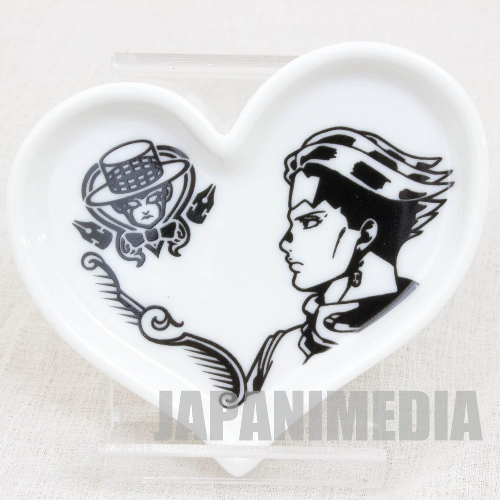 JoJo's Bizarre Adventure Diamond Is Unbreakable Kishibe Rohan Small Plate