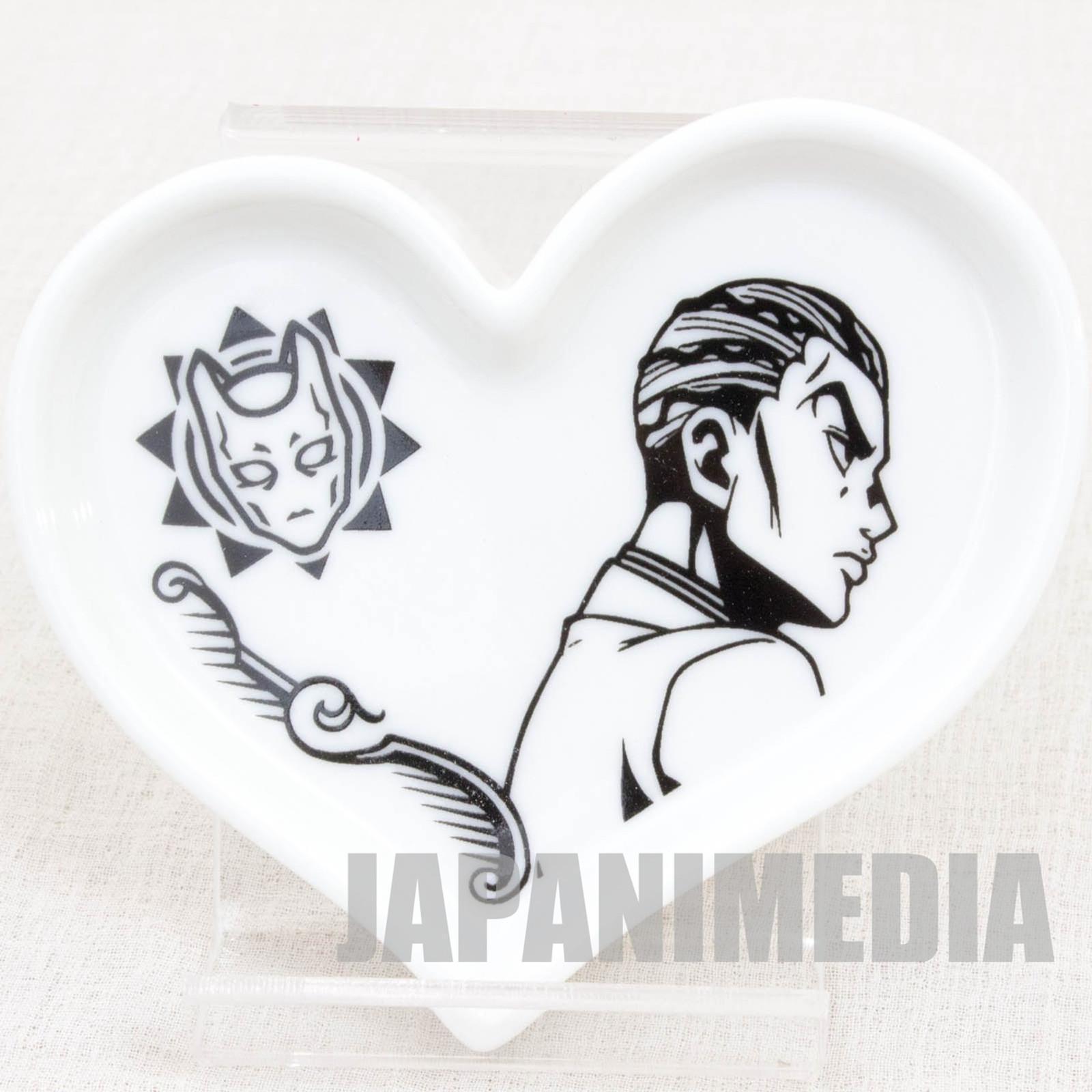 JoJo's Bizarre Adventure Diamond Is Unbreakable Kira Yoshikage Small Plate