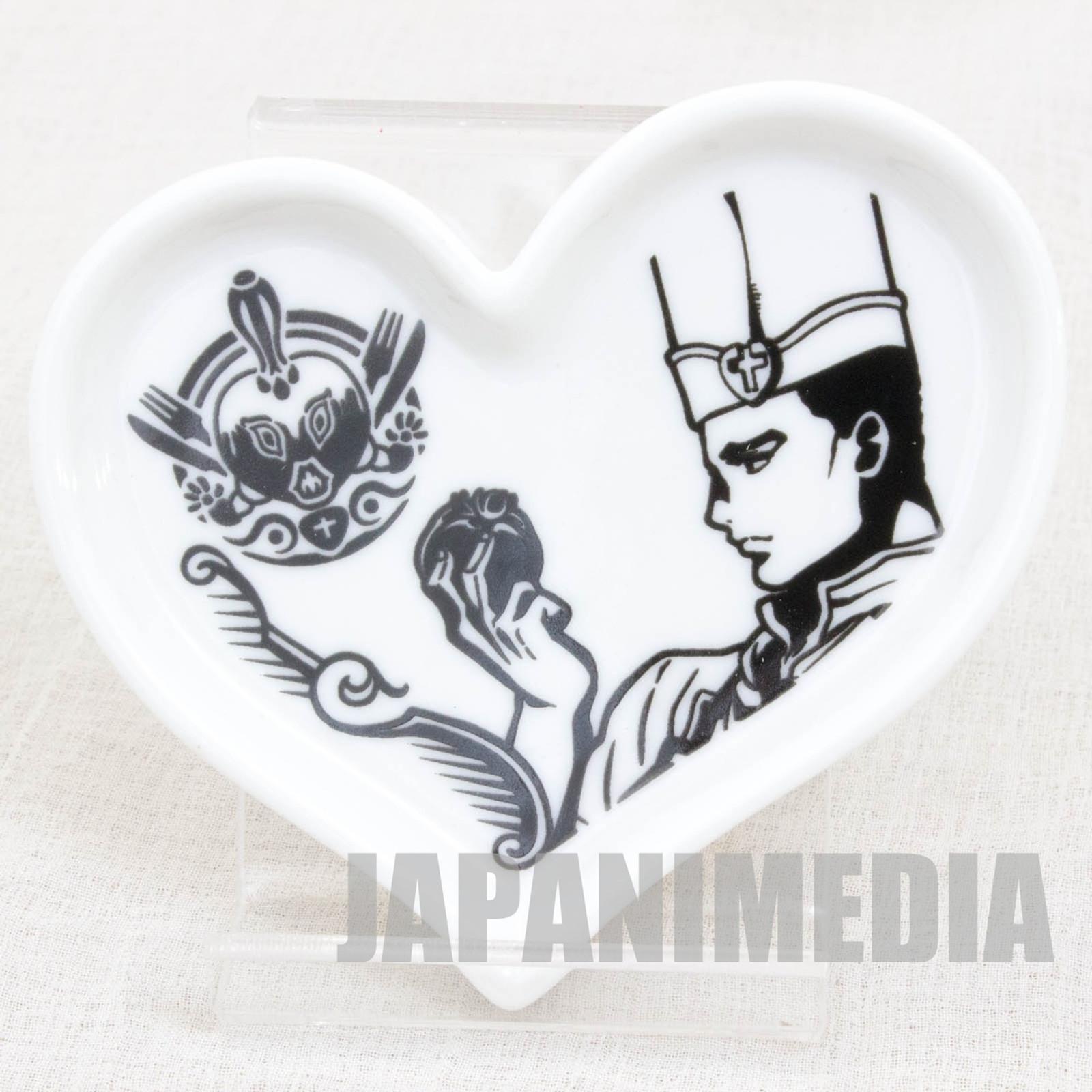 JoJo's Bizarre Adventure Diamond Is Unbreakable Tonio Trussardi Small Plate