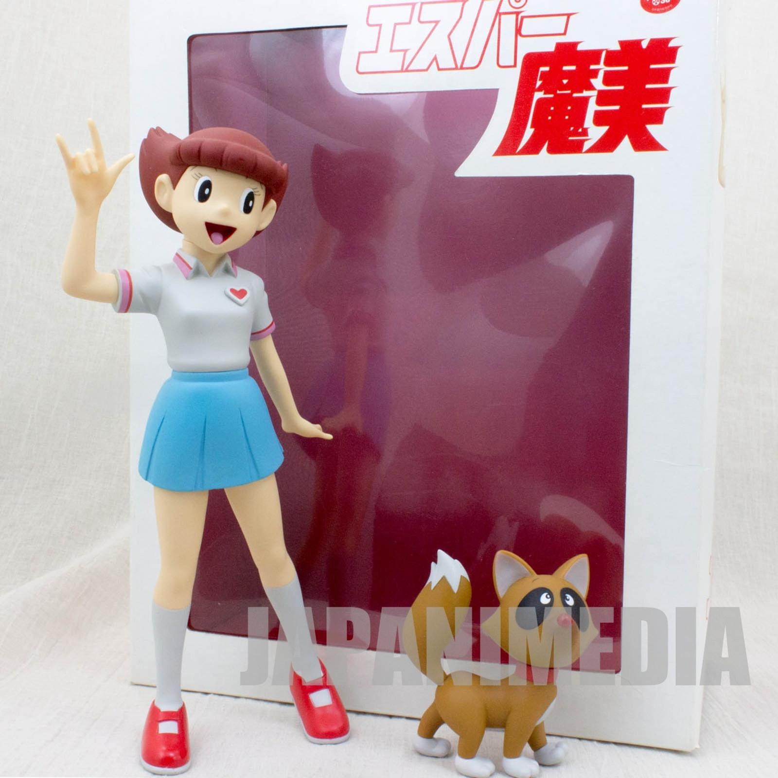 Esper Mami & Konpoco Figure Medicom Toy VCD Fujiko F Fujio JAPAN ANIME MANGA