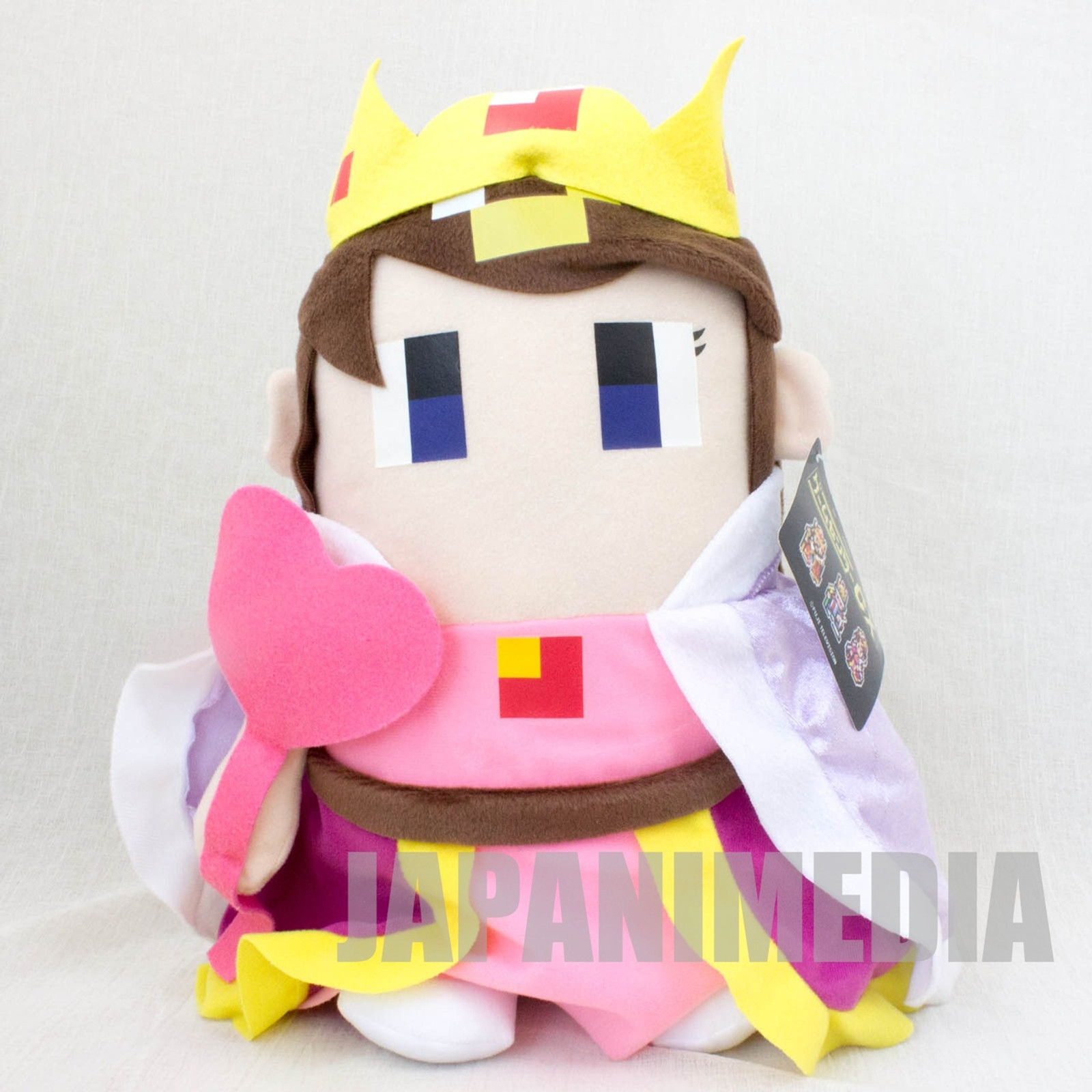 "Game Center CX Princess 15"" Big Size Plush Doll JAPAN ARINO KACHO"