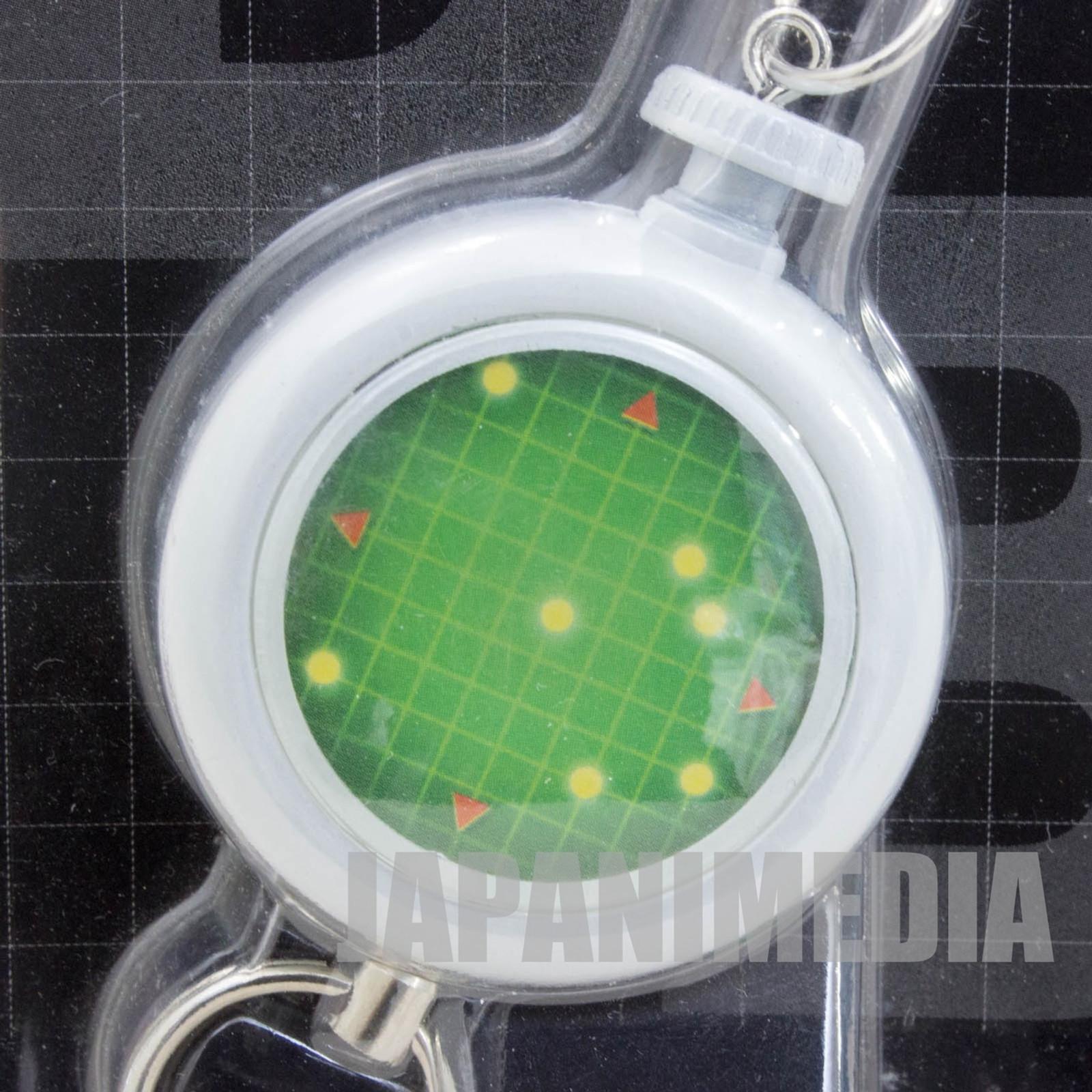 Dragon Ball Z Dragon Radar Reel Keychain Unifive JAPAN ANIME