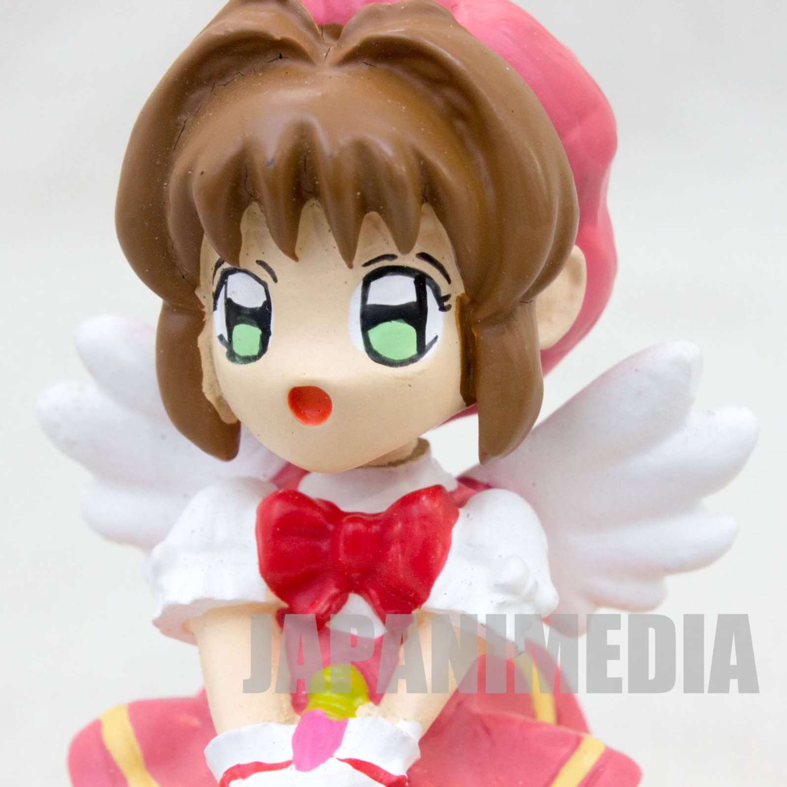 Cardcaptor Sakura Polystone Figure Battle Uniform Ver. JAPAN ANIME MANGA CLAMP