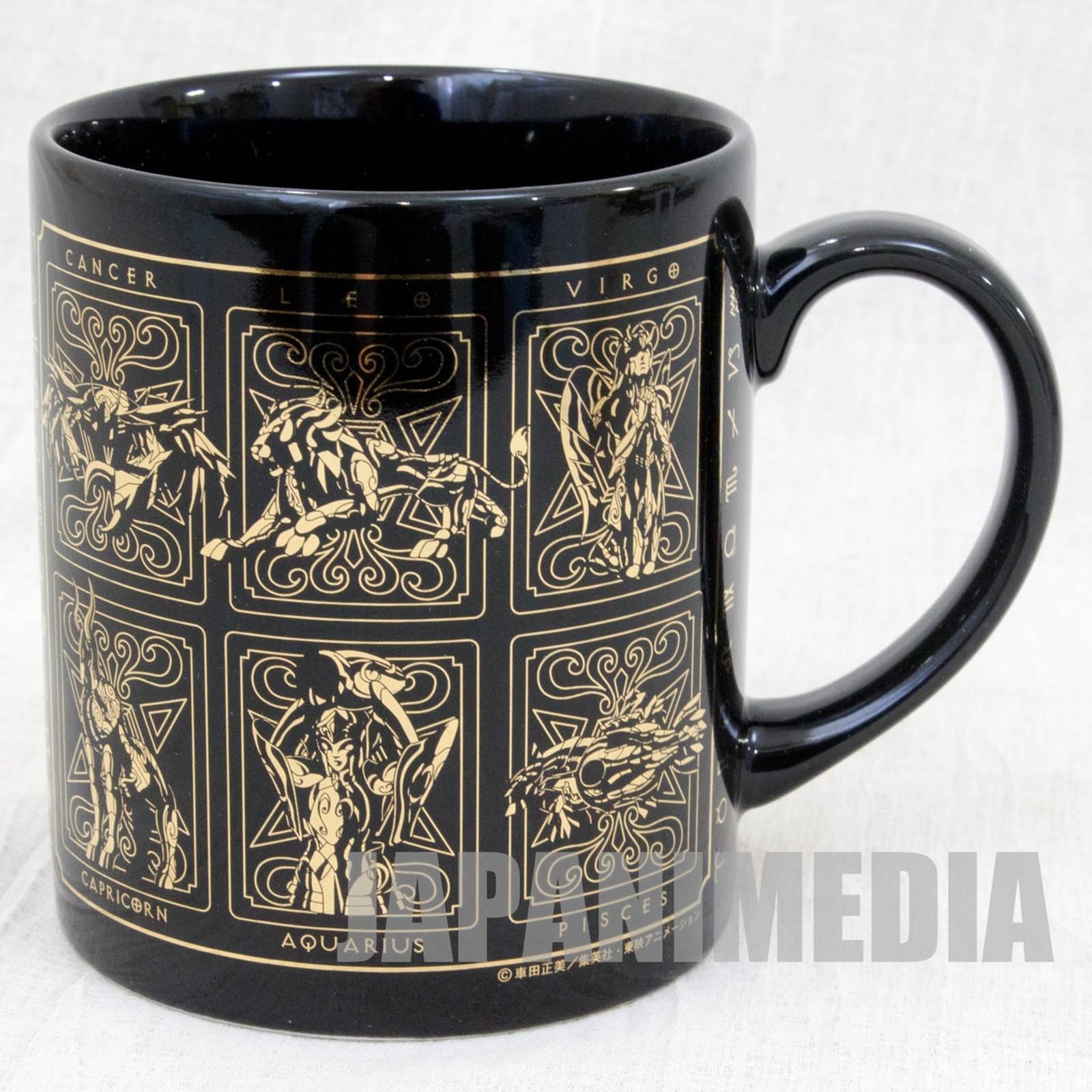 Saint Seiya Mug Gold Saint Cloth VerJAPAN ANIME MANGA