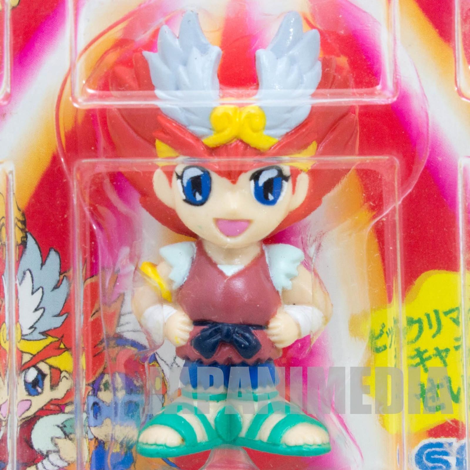 Bikkuriman 2000 Sei Tenshi Takeru Mini Figure SEGA JAPAN ANIME MANGA