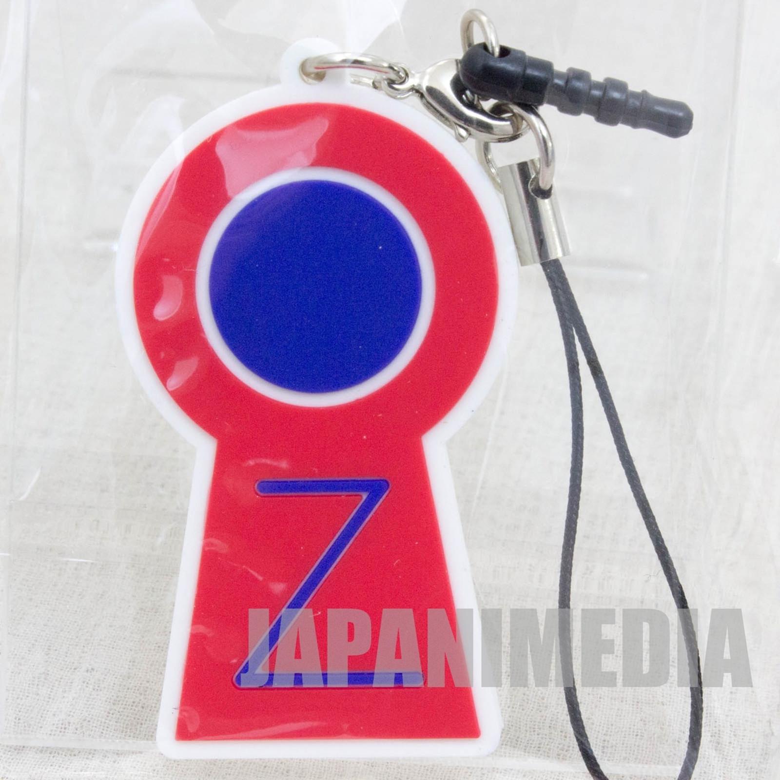Summer Wars OZ Mark Mascot Rubber Strap JAPAN ANIME
