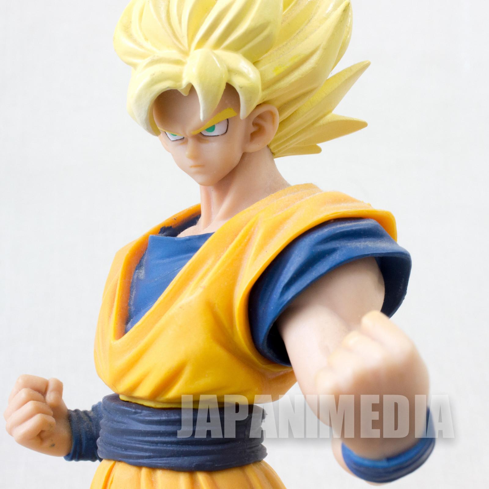 Dragon Ball Super Manga 8: Dragon Ball Z Super Saiyan Son Goku Gokou HQ DX Figure Vol