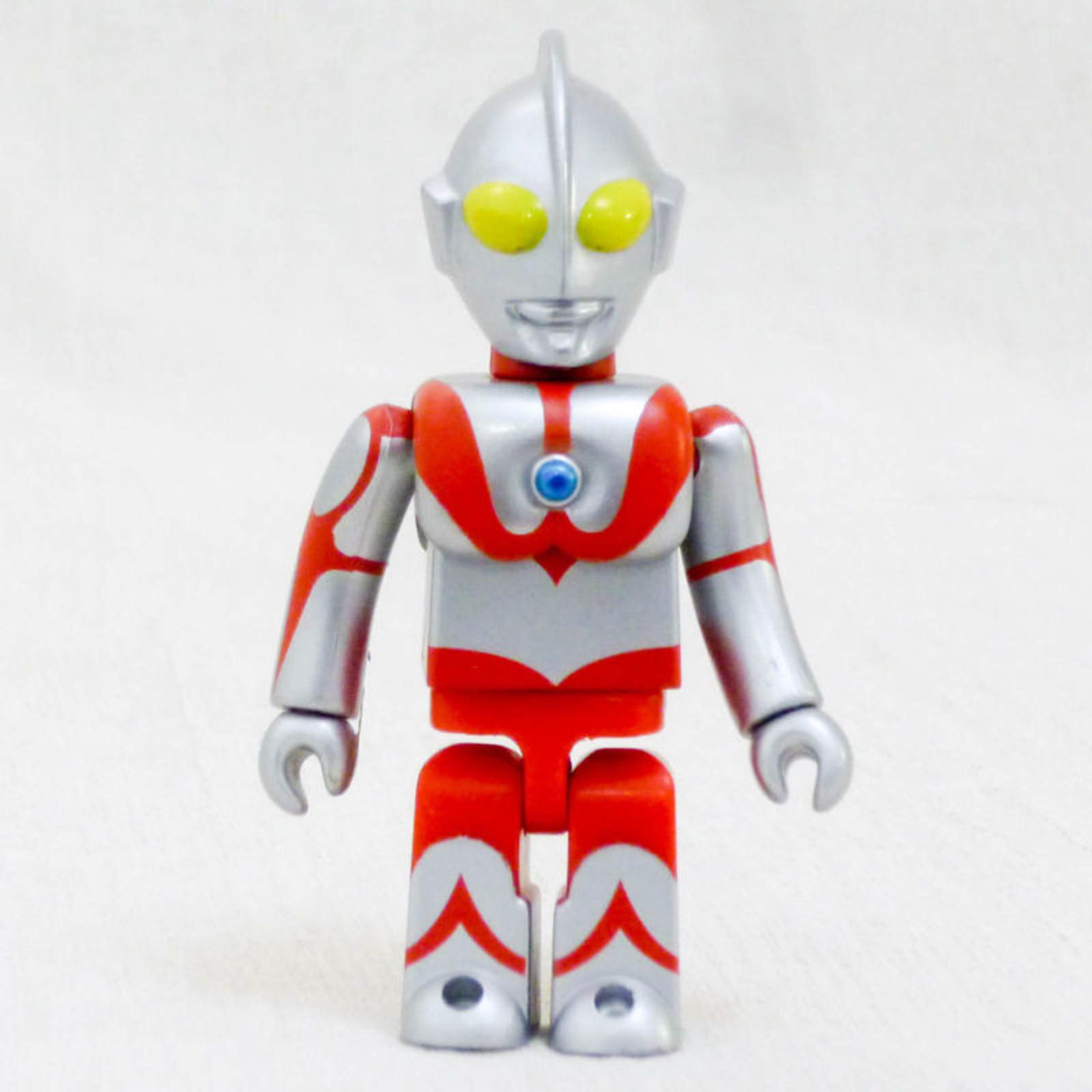 Ultraman Kubrick Series Medicom Toy JAPAN FIGURE TOKUSATSU ANIME