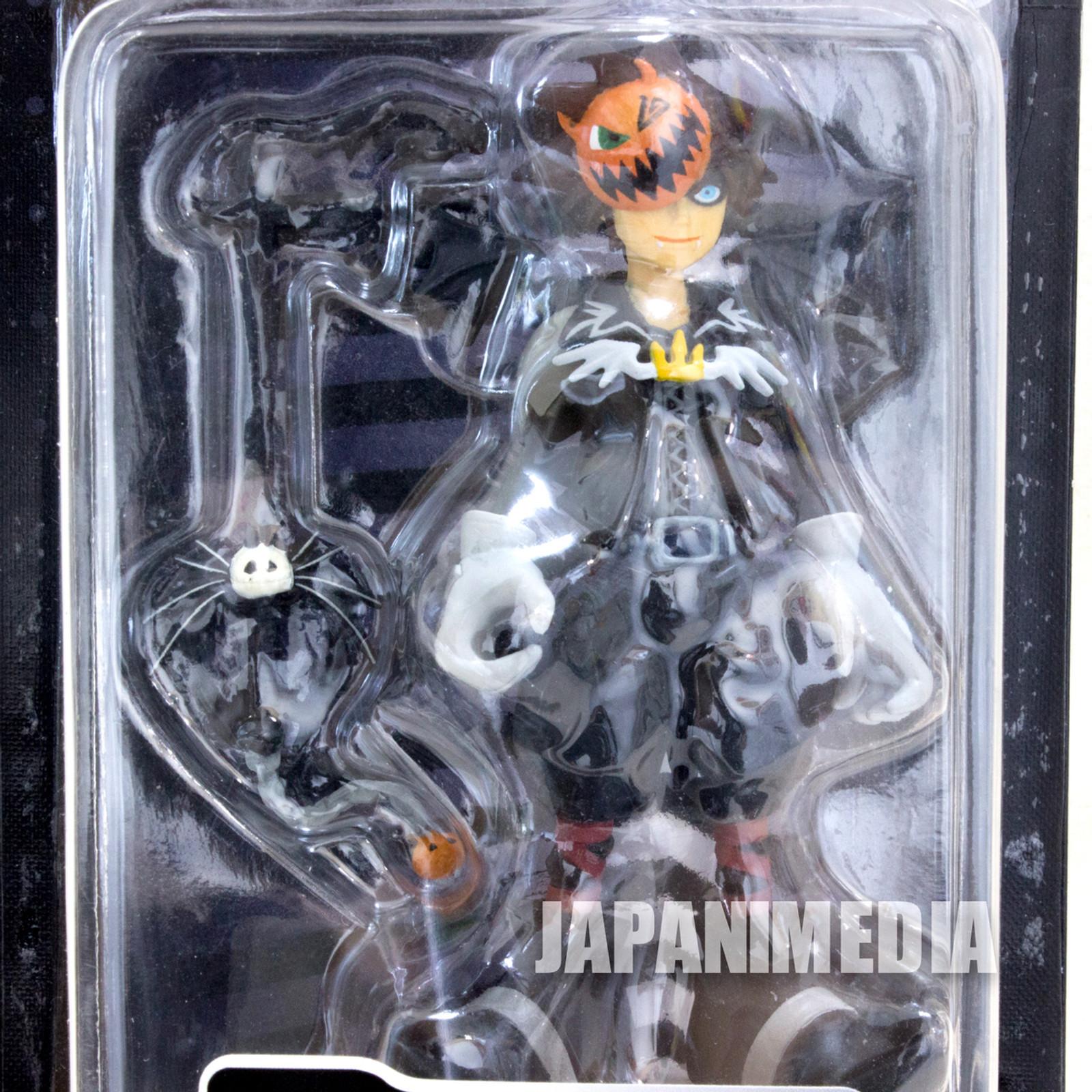 Disney Kingdom Hearts SORA Magical Collection Halloween Town Figure Tomy JAPAN