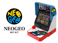 """""""NEOGEO mini"""" officially announced! Built 40 masterpieces to commemorate the 40th anniversary of the SNK brand."""