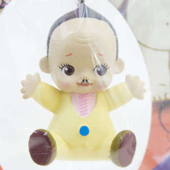 Dame Oyaji Amano Damesuke Rose O'neill Kewpie Kewsion Strap JAPAN ANIME MASKED