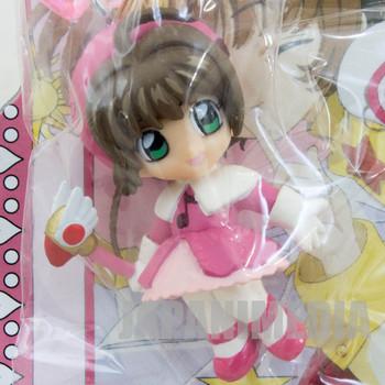RARE! Cardcaptor Sakura Mascot Figure Mobile Strap 1 Clamp SEGA JAPAN ANIME