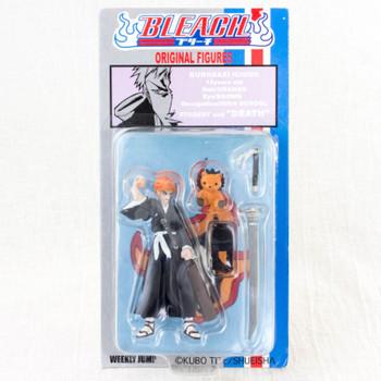 Bleach Ichigo Kurosaki & Kon Shonen Jump Original Figure JAPAN ANIME