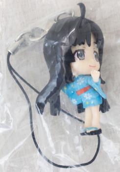 Bakemonogatari Tsukihi Araragi Figure Strap JAPAN ANIME TSUKIMONOGATARI