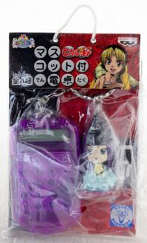 Hikaru no Go Fujiwara no SAI Figure Mini Calcultor Key Chain JAPAN ANIME MANGA