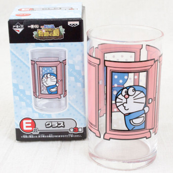 Doraemon The Movie 2012 Visual Art Glass Banpresto JAPAN ANIME MANGA FUJIO 2