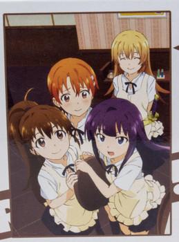 Working! Popura Mahiru Yachiyo B3 Size Poster Banpresto JAPAN ANIME MANGA