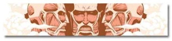 Attack on Titan Long Towel 40 inch Ichiban kuji Banpresto JAPAN ANIME MANGA