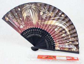 Rurouni Kenshin Folding Fan Japanese Sensu Aniplex JAPAN ANIME MANGA 2