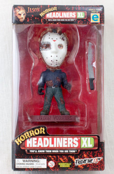 Friday The 13th JASON VOORHEES Figure Horror Headliners XL