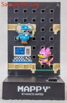 Namco Dotgraphics Mappy Figure with Game Sound JAPAN FAMICOM
