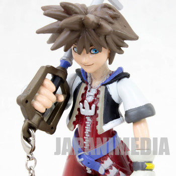 Disney Magical Collection Kingdom Hearts SORA Figure Tomy JAPAN