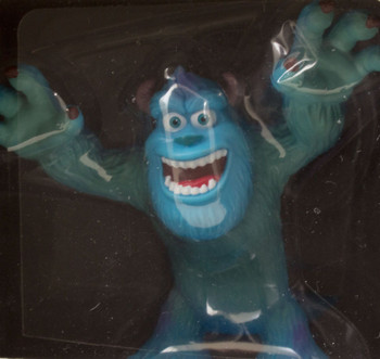 Disney Pixar Chibikko Collection Sulley Monsters Inc Mini Figure SEGA JAPAN