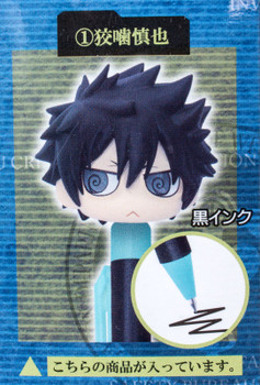 Psycho-Pass Shinya Kogami Ball Point Pen Taito Kuji JAPAN ANIME MANGA
