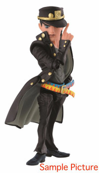 JoJo's Bizarre Adventure  Kujo Jotaro Action Figure Banpresto JAPAN ANIME MANGA
