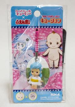Dororon Enma-Kun Yukiko Hime Rose O'neill Kewpie Kewsion Strap JAPAN ANIME