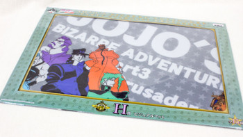 JoJo's Bizarre Adventure Part3 Visual Mat Banpresto JAPAN ANIME MANGA JUMP