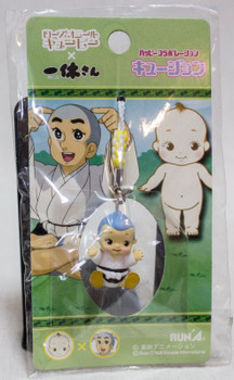 Ikkyu-san Rose O'neill Kewpie Kewsion Strap JAPAN ANIME