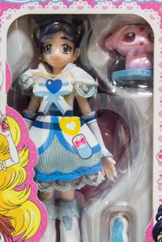 Pretty Cure Max Heart Cure White Charming Dress Doll Figure Bandai JAPAN