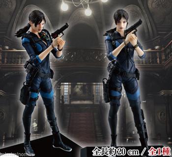 Biohazard Jill Valentine Levelations Color Ver. Capcom Figure Builder JAPAN