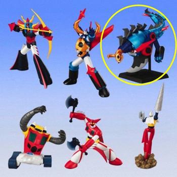 Best Posing Collection Part.2  Figure Daiku-Maryu Gaiking Bandai JAPAN ANIME