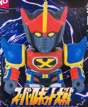 Super Robot Wars Nekketsu Gokin Complete GO SHOGUN Figure JAPAN ANIME MANGA
