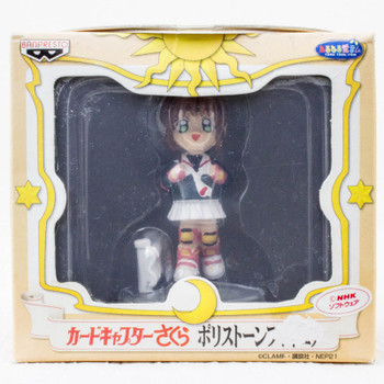 Cardcaptor Sakura Polystone Figure School Uniform Ver. JAPAN ANIME MANGA CLAMP