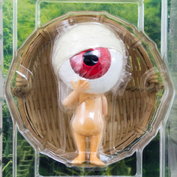 Gegege no Kitaro Medama Oyaji with Bandage Premium Real Size Figure JAPAN