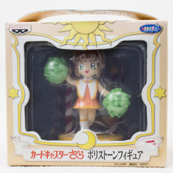 Cardcaptor Sakura Polystone Figure Cheerleader Ver. JAPAN ANIME MANGA CLAMP