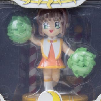 Cardcaptor Sakura Polystone Figure Cheerleader Ver. JAPAN ANIME MANGA CLAMP