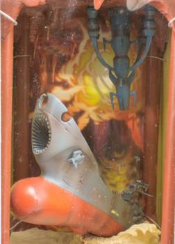 "Space Battleship YAMATO 9"" Diorama Figure Last Battle Ver. JAPAN ANIME"