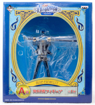 Blue Exorcist Rin Okumura Figure Ichiban Kuji A Prize JAPAN ANIME JUMP