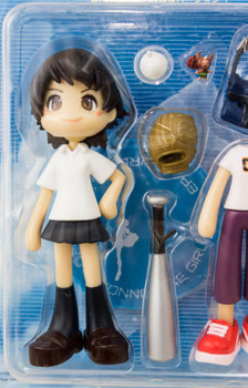The Girl who Leapt Through Time P:Chara Makoto Konno Figure JAPAN ANIME MANGA