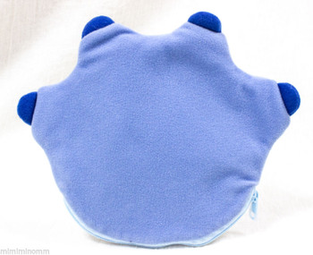 Disney Stitch Mini Pouch Bag Sole of the Hand Ver. Banpresto JAPAN ANIME