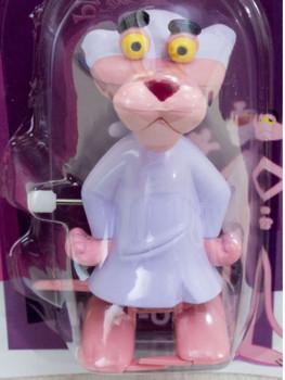 PINK PANTHER Wind-Up Figure Pajamas Ver. Heart Art Collection JAPAN