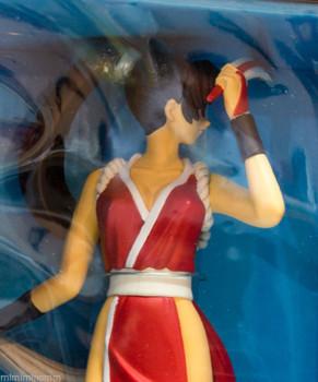 Capcom VS SNK Character Mai Shianui DX Figure JAPAN GAME FATAL FURY