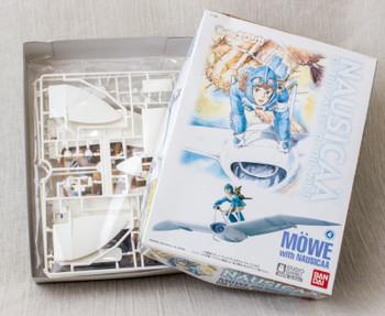 Nausicaa of Valley of Wind MOWE Plastic Model Kit Figure Ghibli JAPAN ANIME