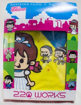 Akatsuka Fujio x Panson Works Moretsu Ataro T-shirt 220 Works JAPAN ANIME